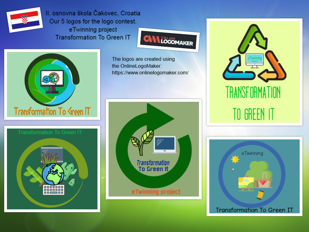 project logo - Transformation To Green IT
